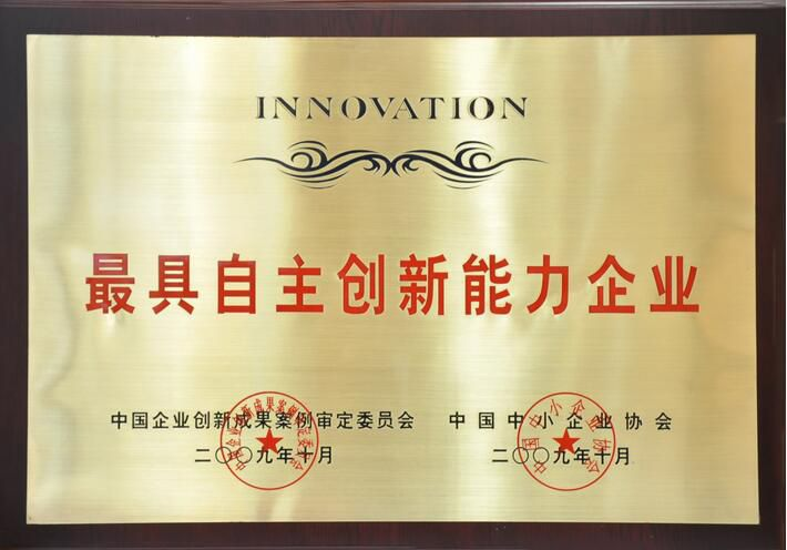 Enterprise Innovation Award