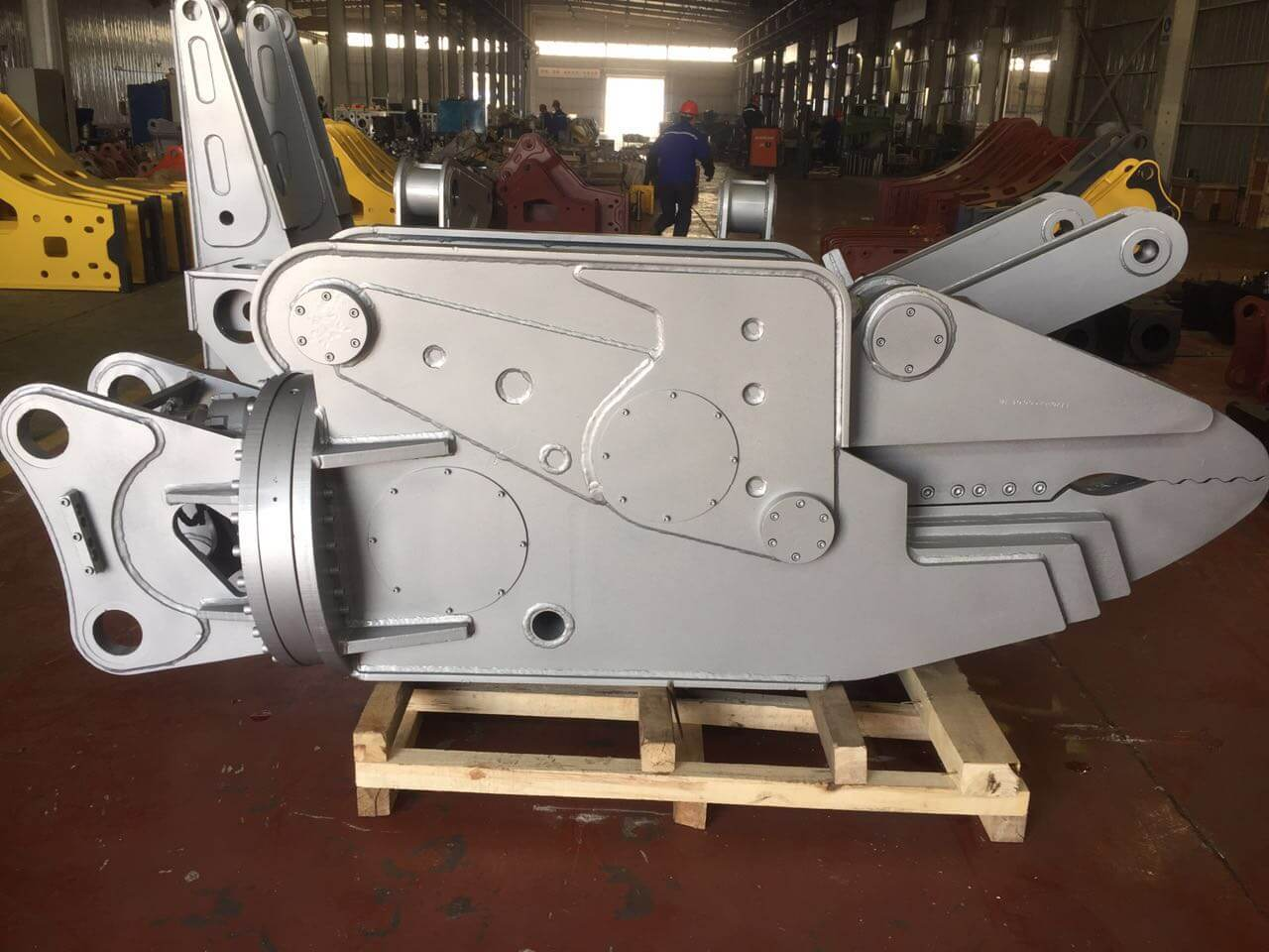 Look! This is the best selling products - Hydraulic Shear